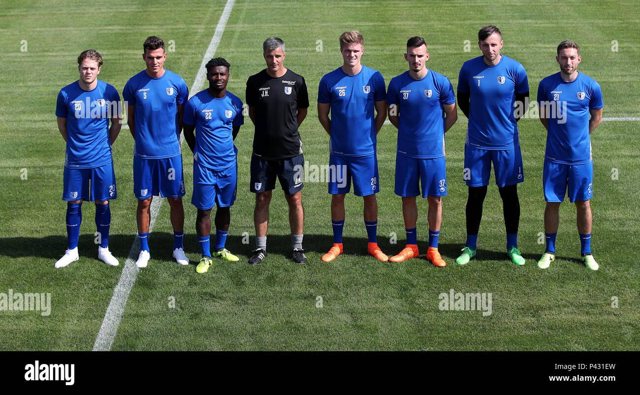 Trainer Bundesliga 2020/18