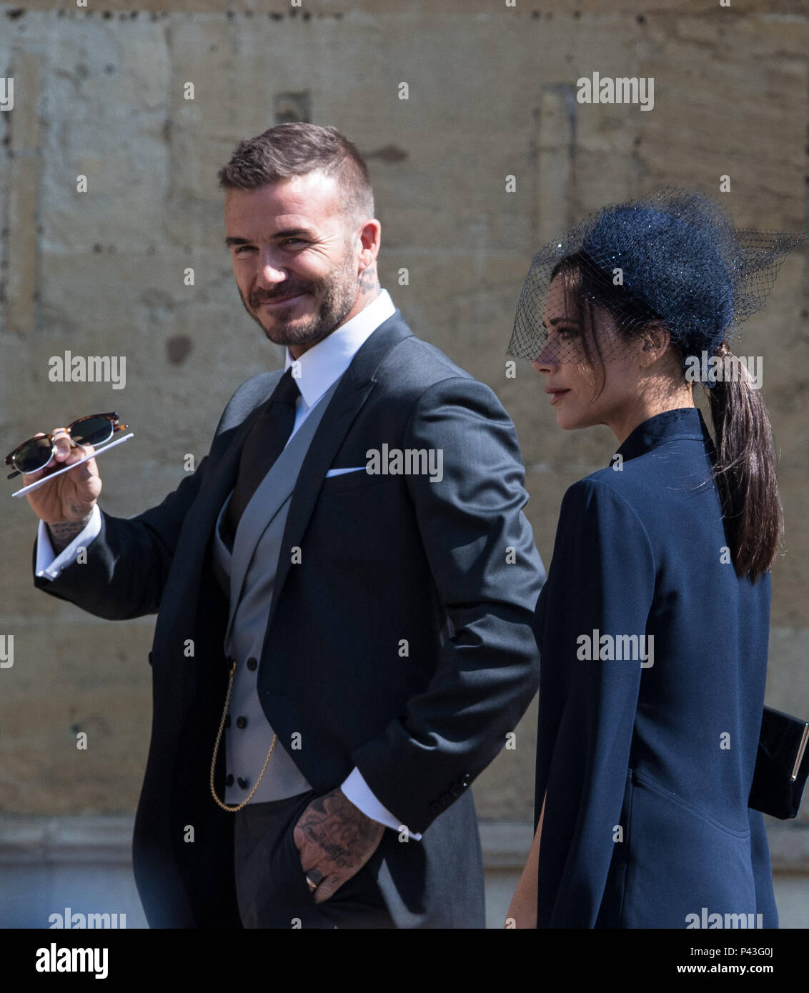 Die Hochzeit Von Prinz Harry Und Meghan Markle Im Schloss Windsor