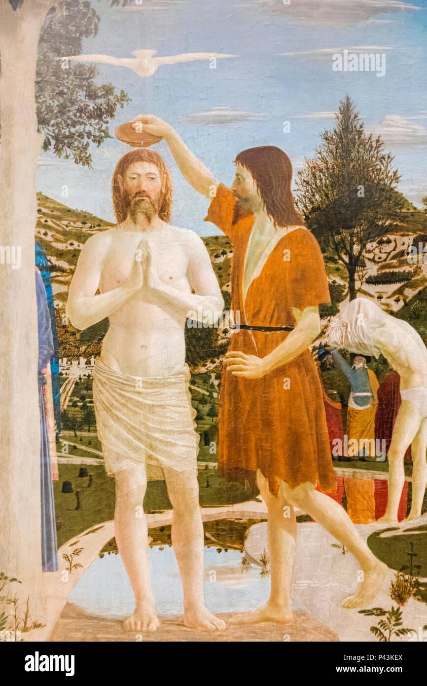 Taufe datiert