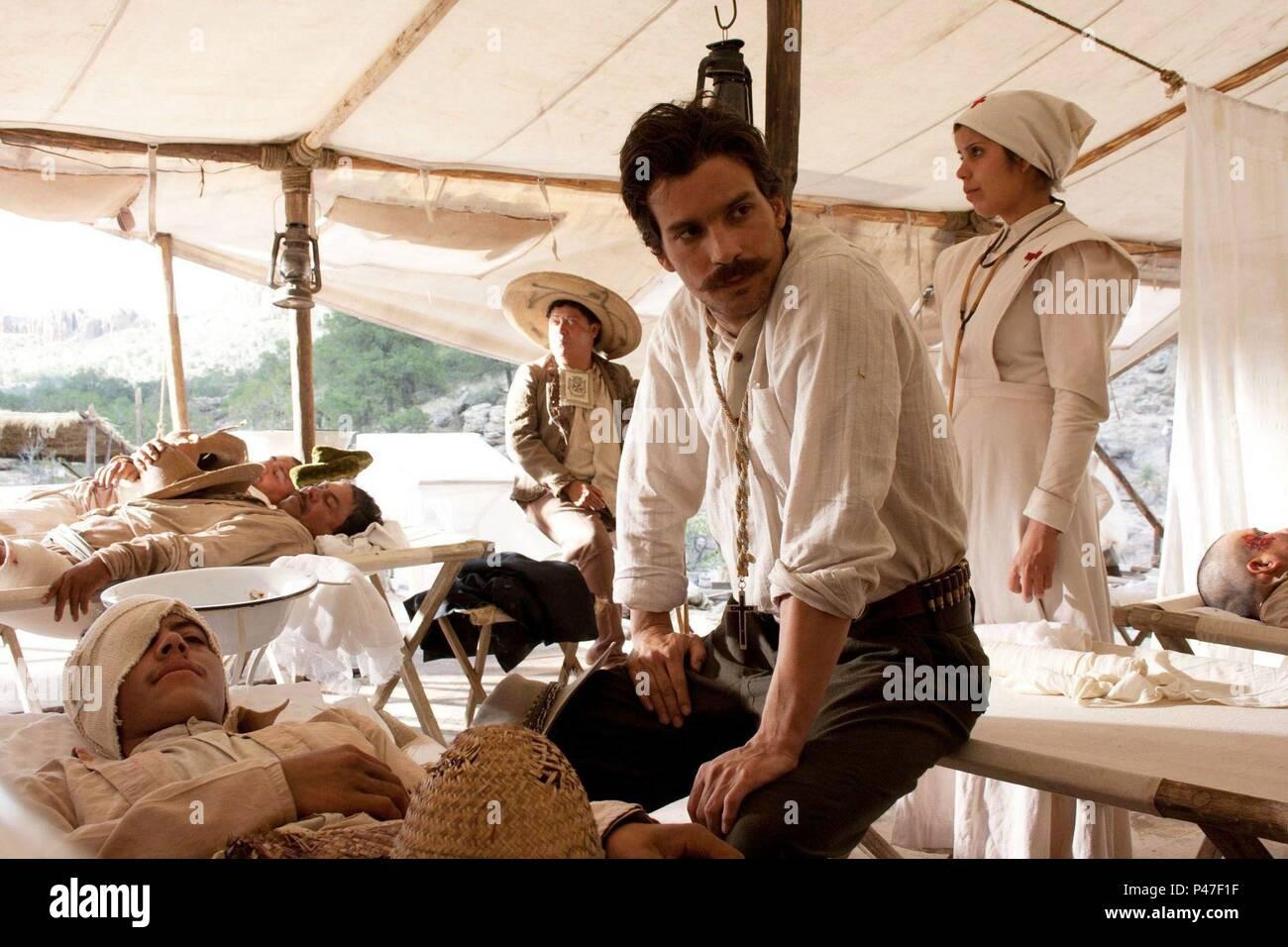 Santiago cabrera historie