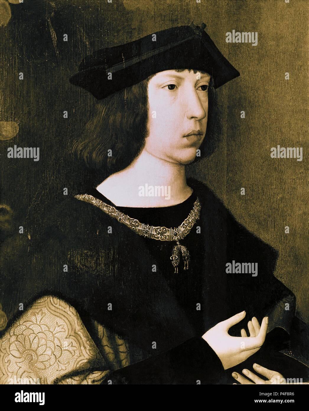 RETRATO DE FELIPE IV EL HERMOSO REY DE FRANCIA (1268-1314). Autor ...