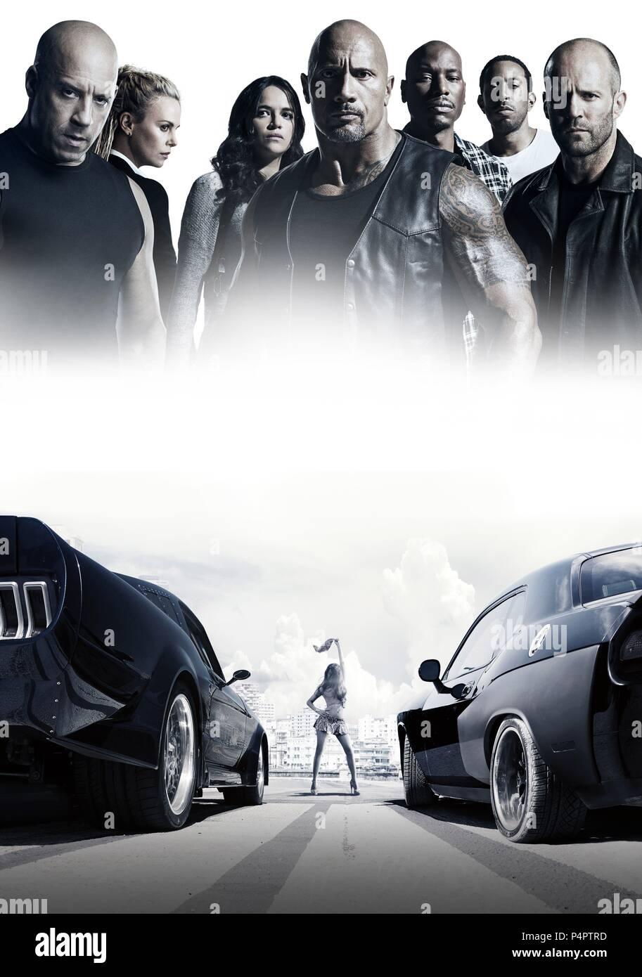 Original Film Titel Fast Furious 8 Englischer Titel Fast
