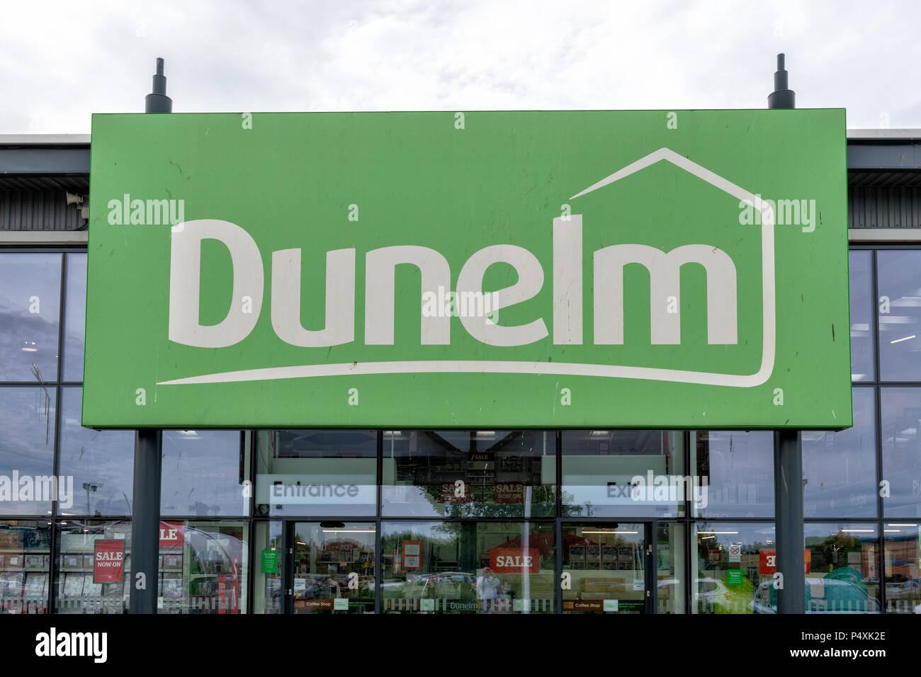 Dunelm Shop Stockfotos & Dunelm Shop Bilder - Alamy