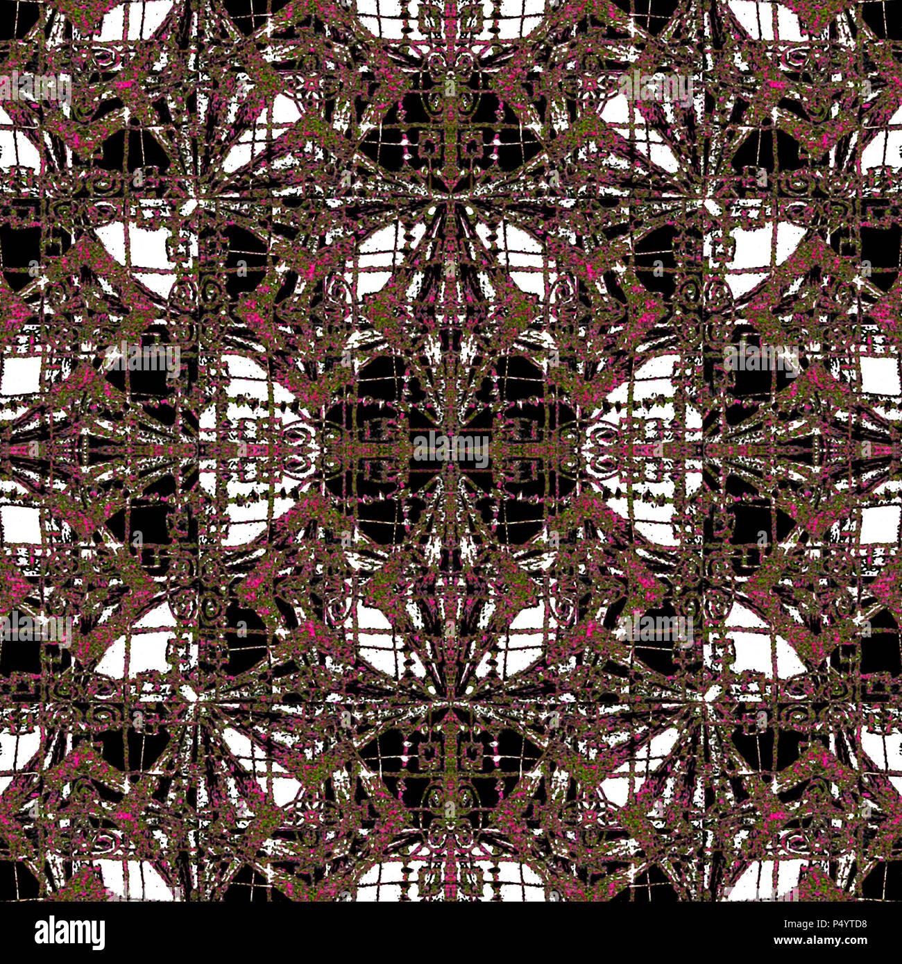 Unique Digitale Stickmuster Pattern - Decke Stricken Muster ...