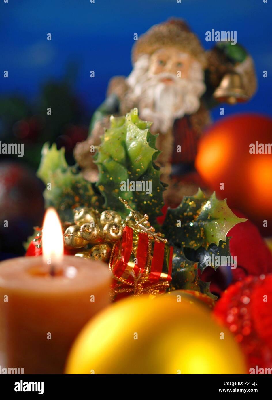 Decoracion Navideña Stockfoto Bild 209632710 Alamy
