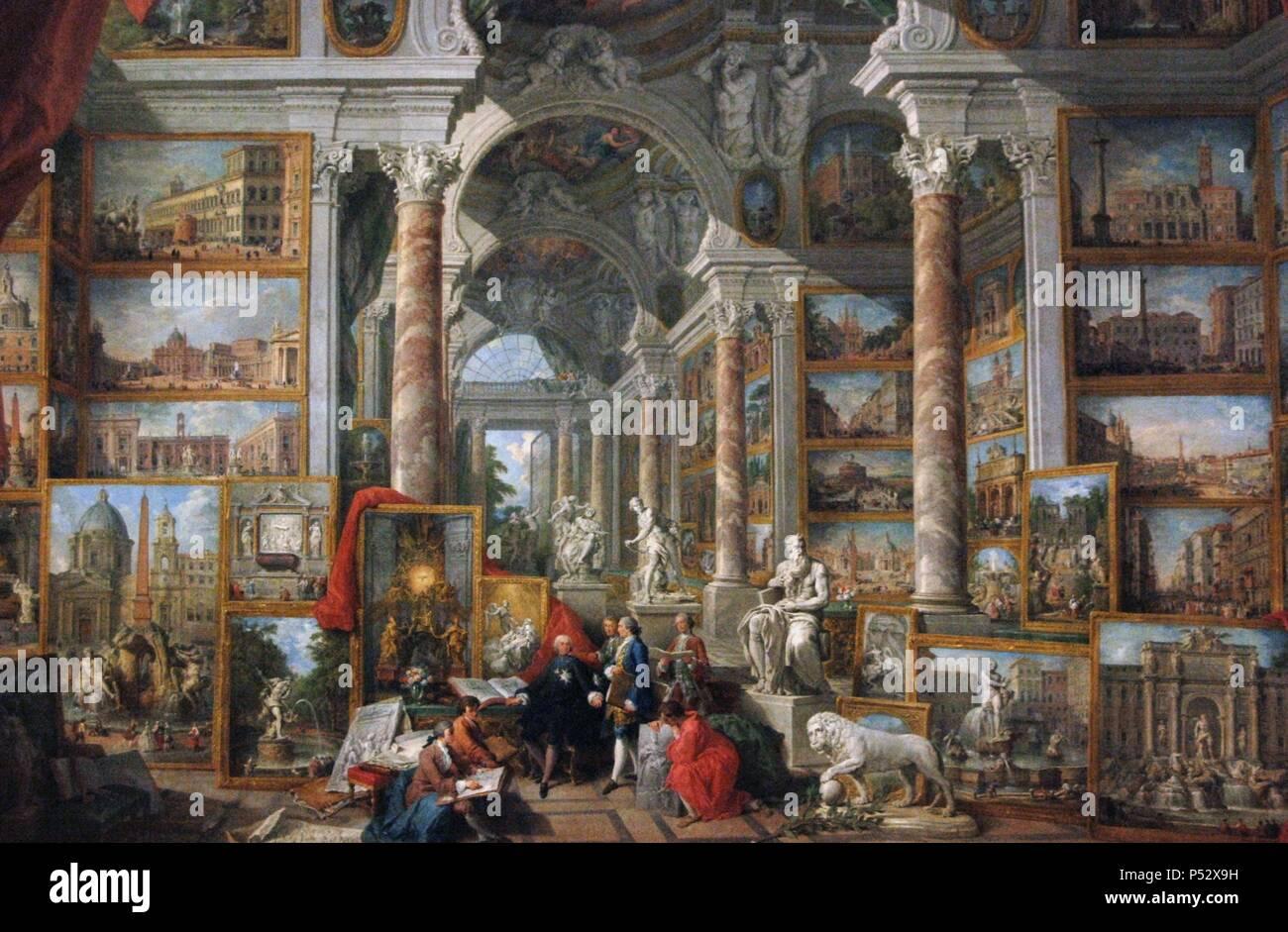Ausstellung Italien