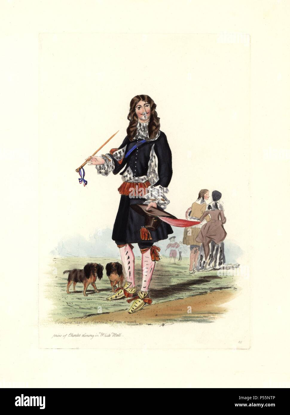 Restoration Charles Ii Of England Stockfotos & Restoration Charles ...