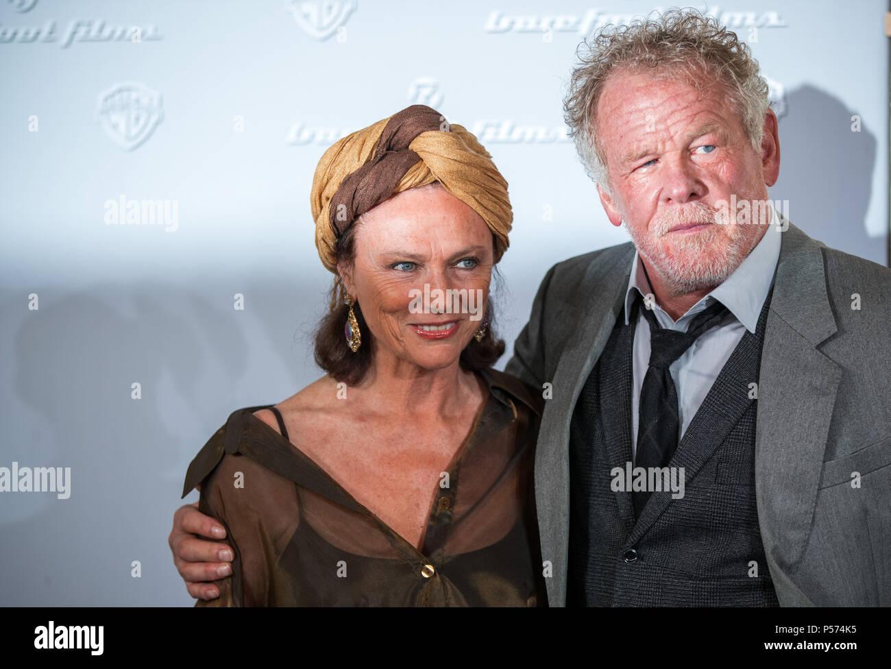 25 Juni 2018 Deutschland Berlin Die Schauspieler Nick Nolte Und
