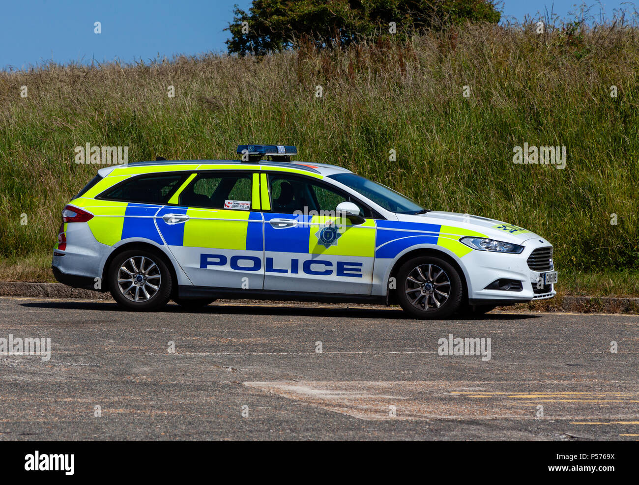 Sussex Polizeiauto Stockfotos Sussex Polizeiauto Bilder Alamy