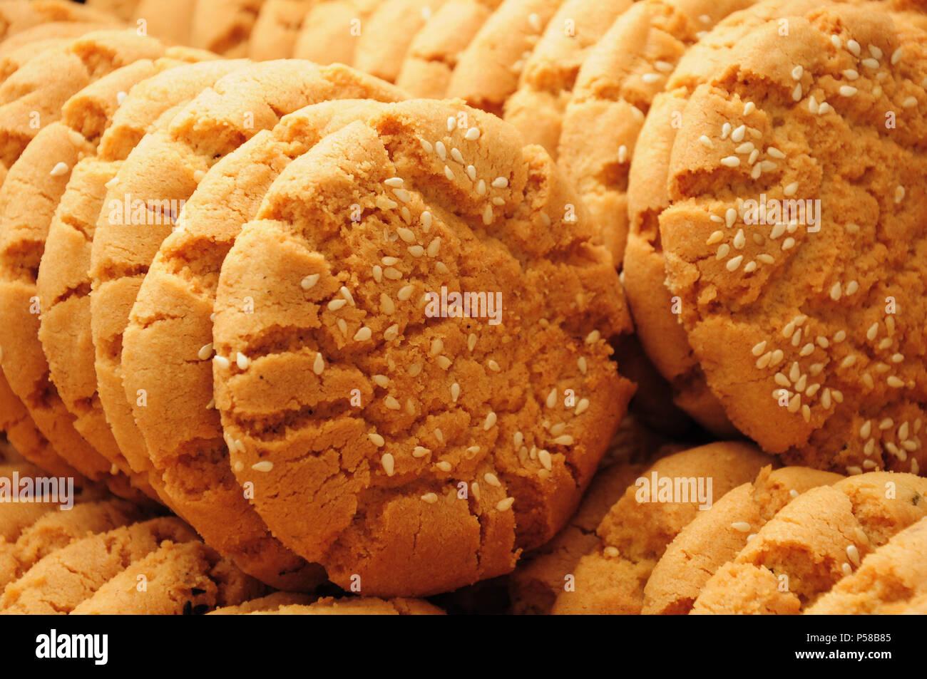 Walnuss Kuchen Stockfoto Bild 209782165 Alamy