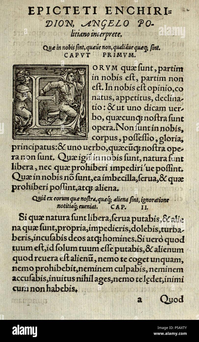 Na Englisch Seite 1 Von Lateinischen Angelo Poliziano übersetzung
