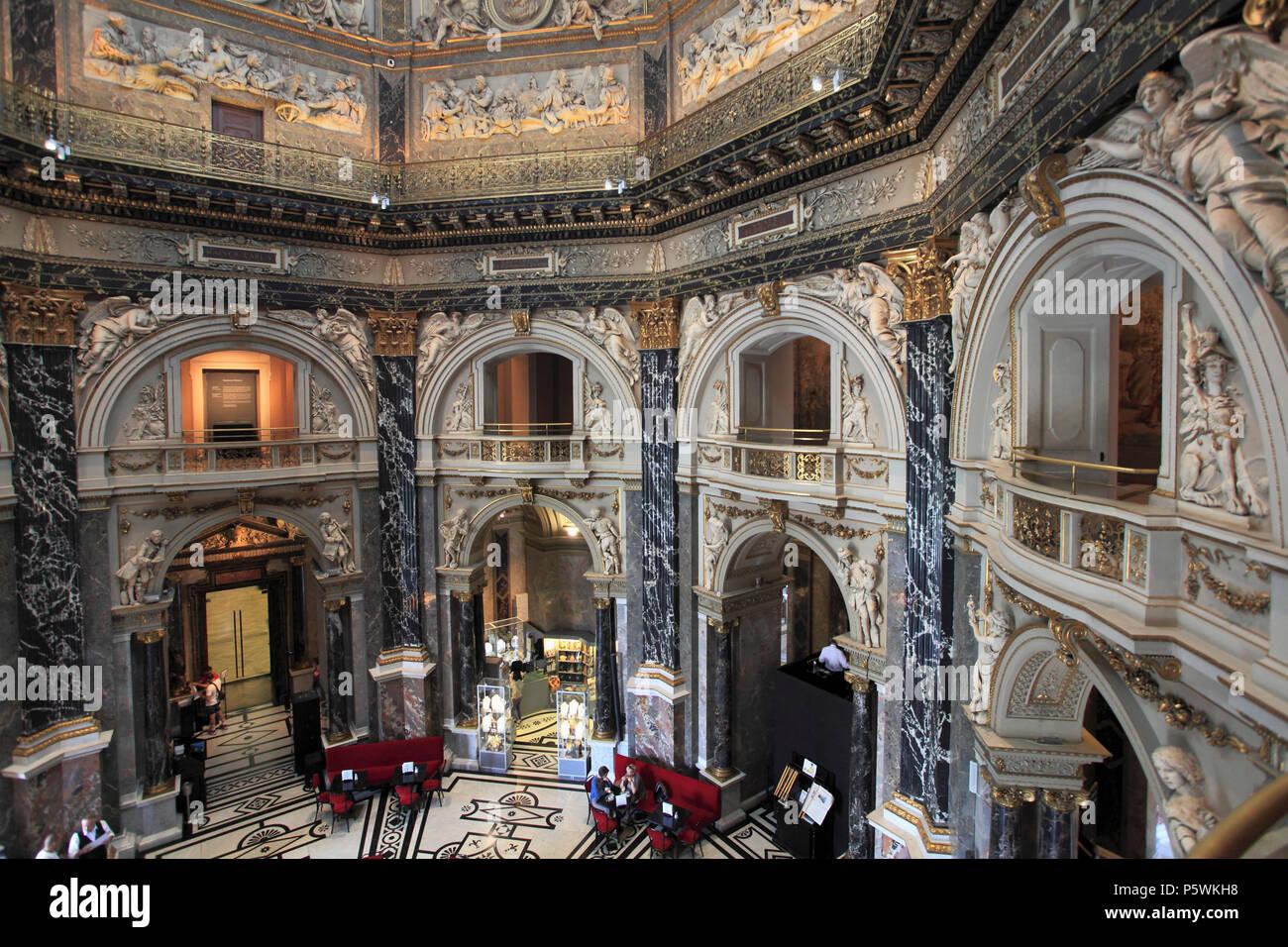 Österreich, Wien, Kunsthistorisches Museum, Museum der Bildenden ...