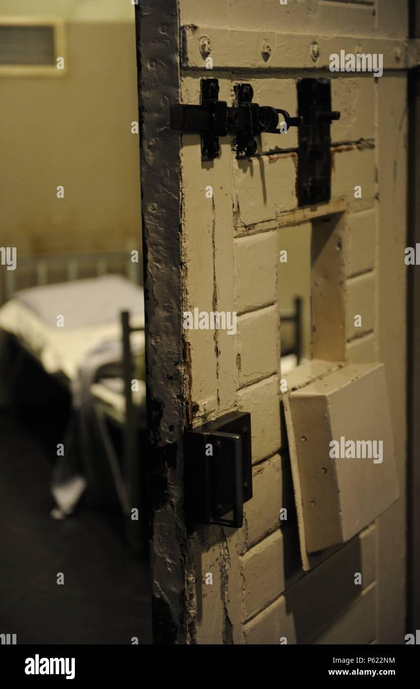 Geschichte Ddr Gefängniszelle Erholung Ddr Museum Berlin