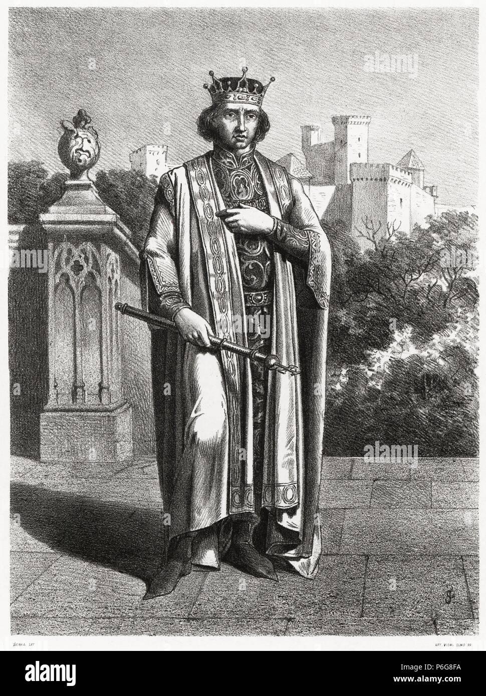 Historia de España. Enrique IV de Castilla (1425-1474), el ...