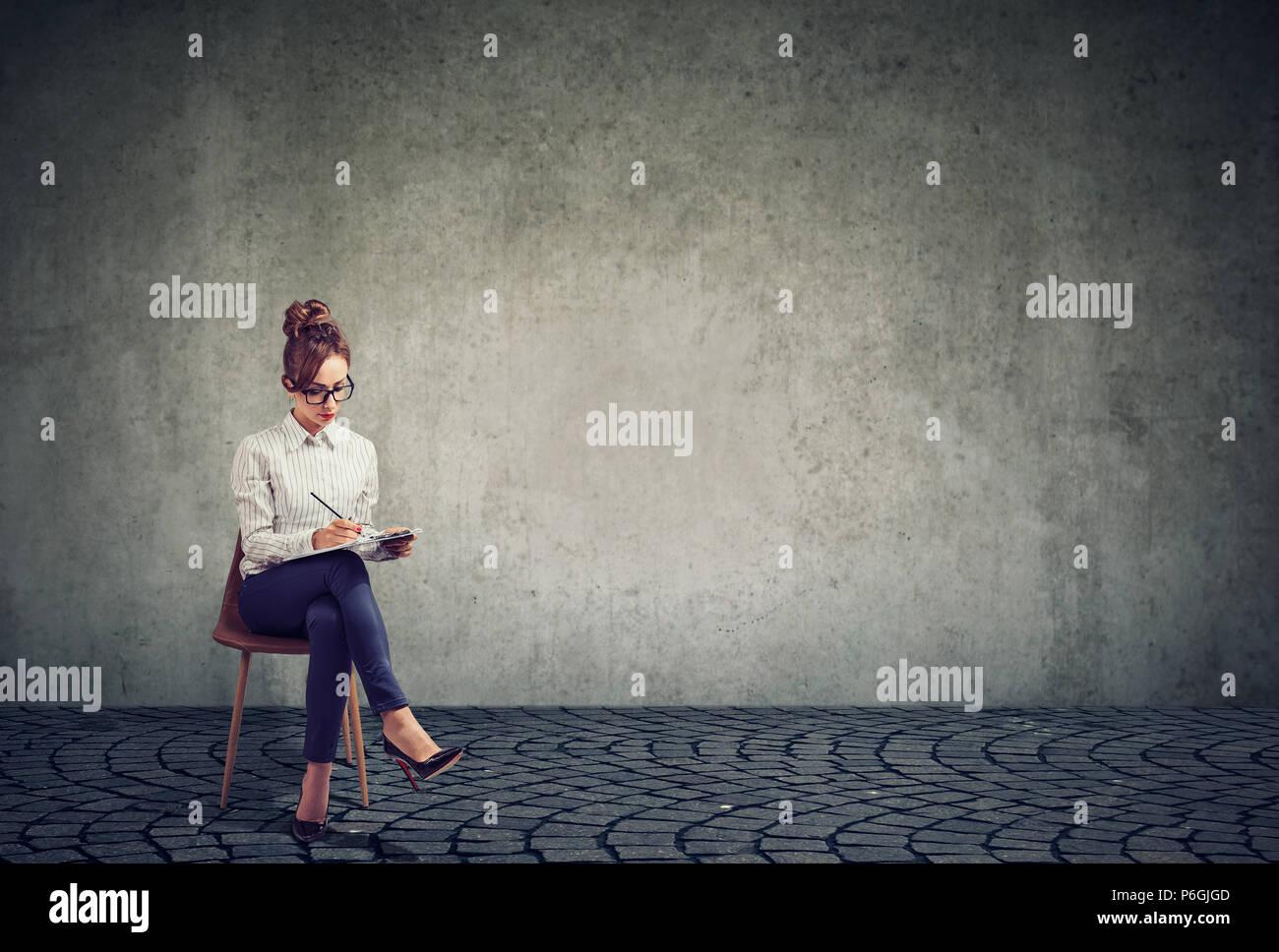 Datierung wie ein Vorstellungsgespräch