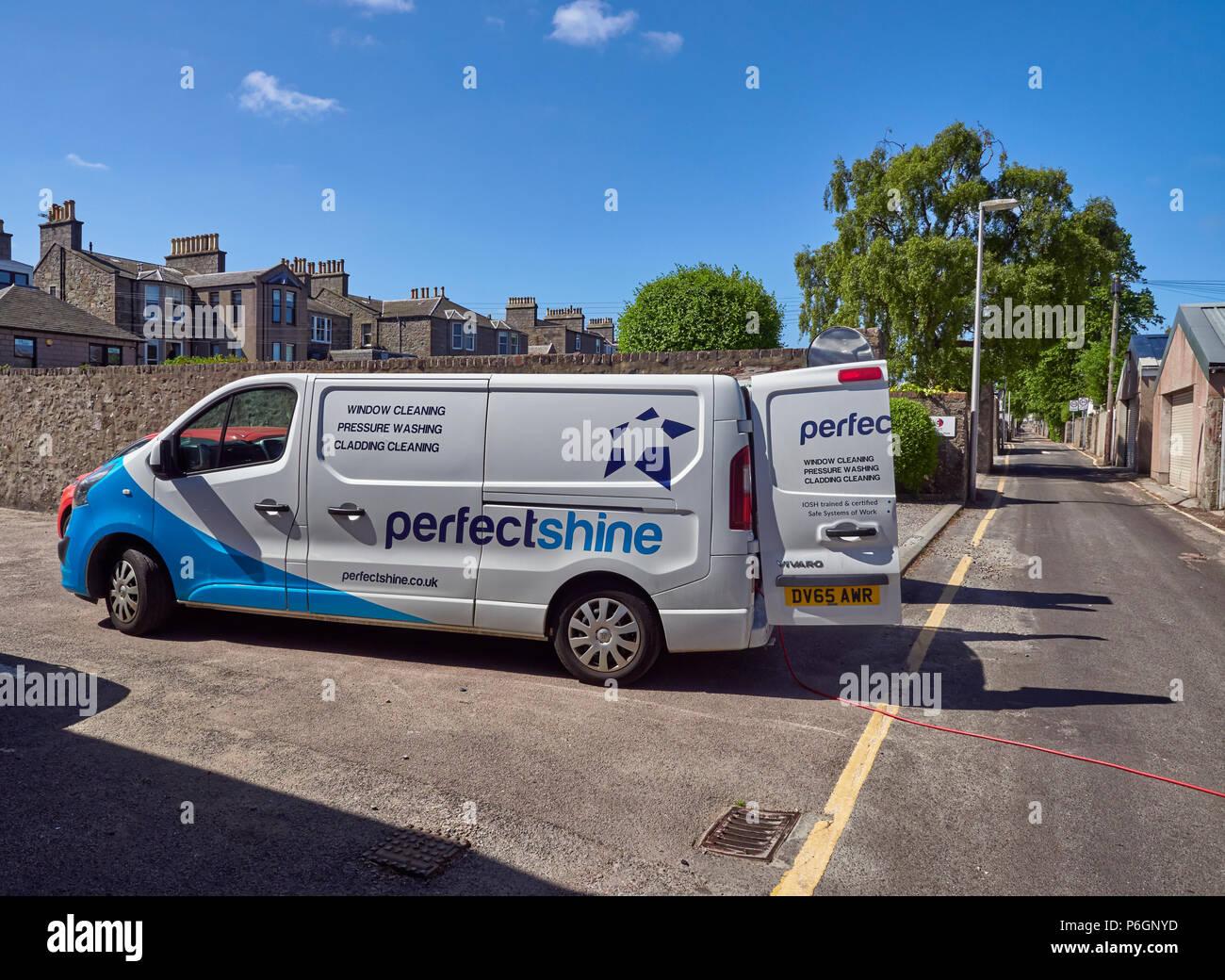 Perfectshine Wird Ein Kleines Fenster Reinigung Firma In Aberdeen