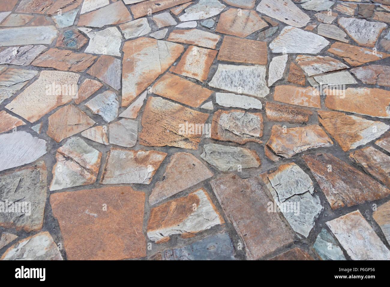 Bodenfliesen und Mauerwerk Muster Textur Hintergrund für die ...