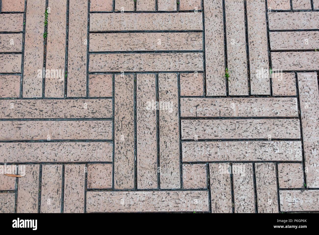 Bodenfliesen Und Mauerwerk Muster Textur Hintergrund Fur Die