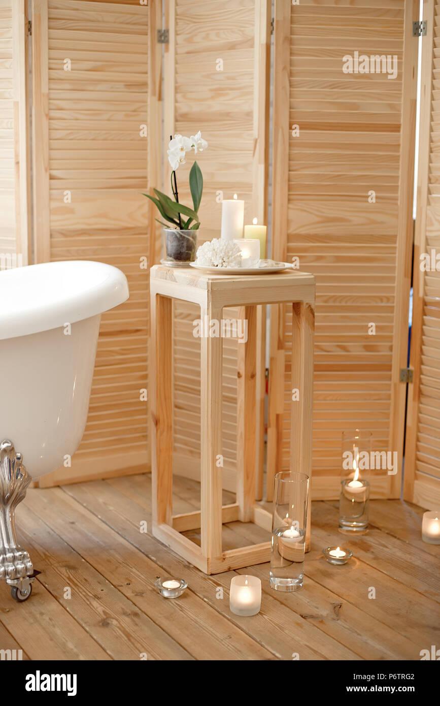 Für spa-Verfahren mit Handtuch für Badezimmer Verfahren eingestellt ...