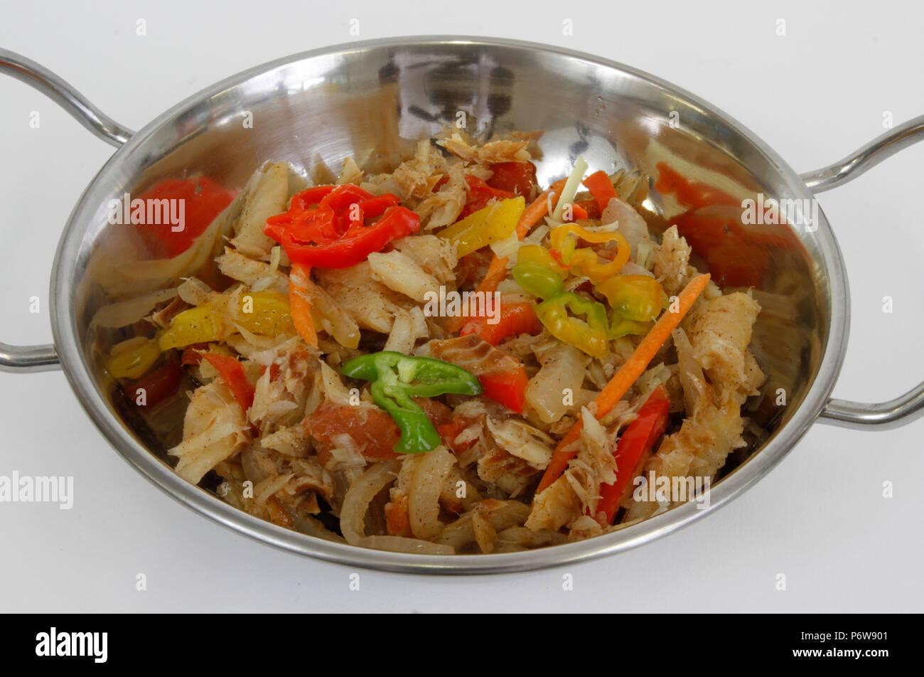 Karibische Küche   Authentische Karibische Kuche Stockfoto Bild 210768209 Alamy