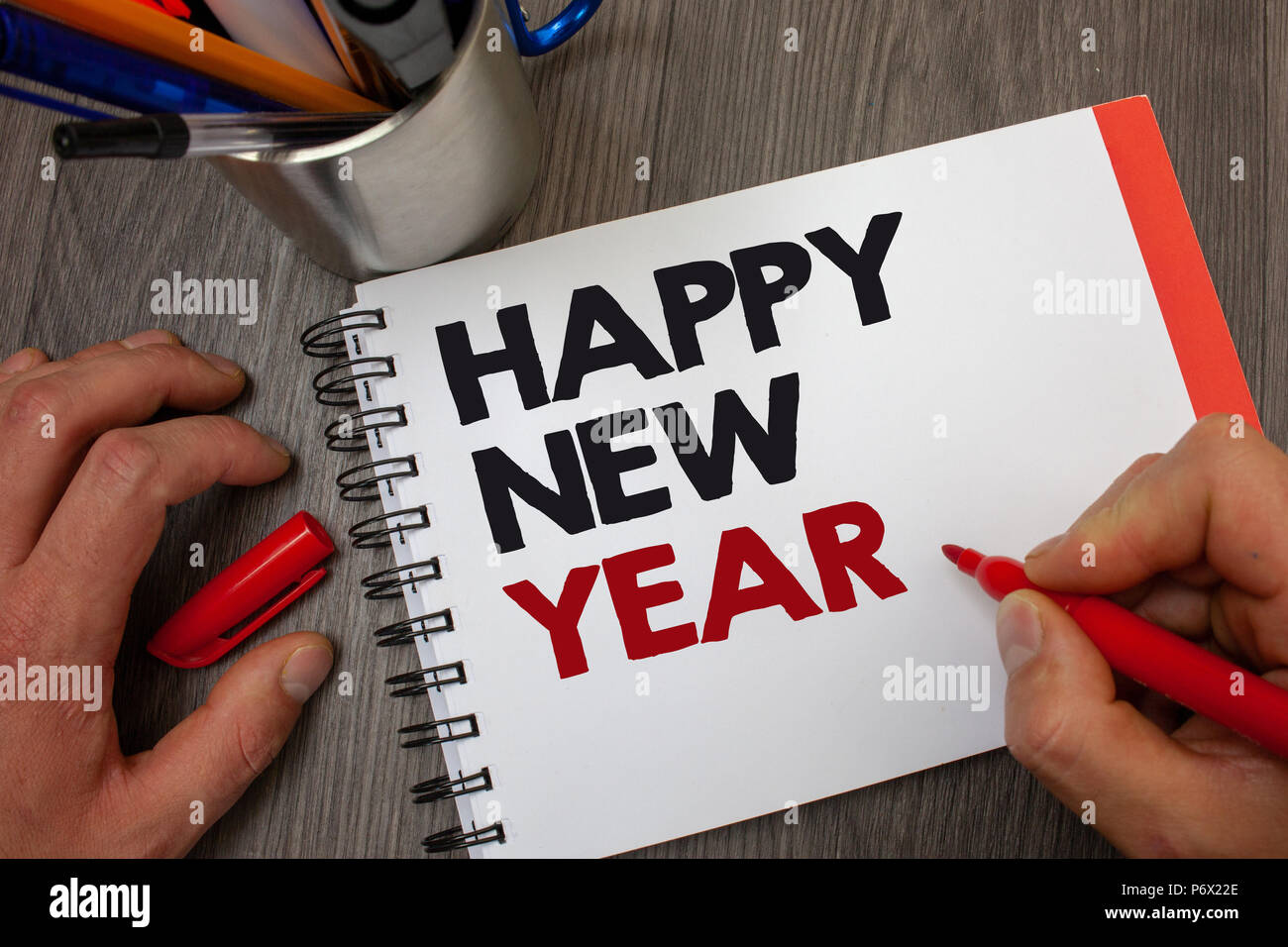 In Diesem Sinne Frohe Weihnachten.Handschrift Text Frohes Neues Jahr Begriff Sinne Herzlichen
