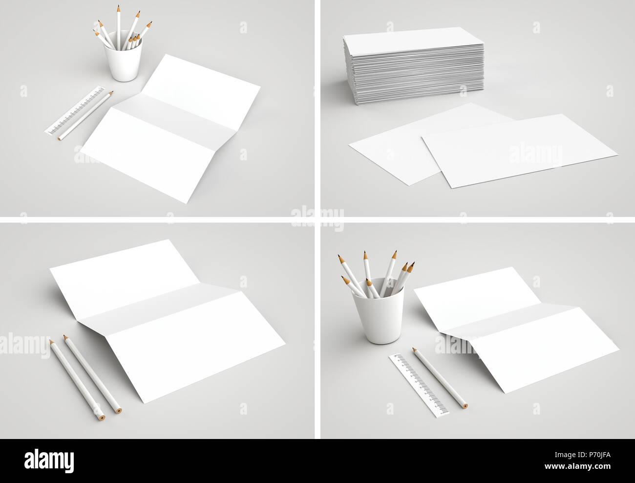 Visitenkartenvorlagen Identität Corporate Design Vorlagen