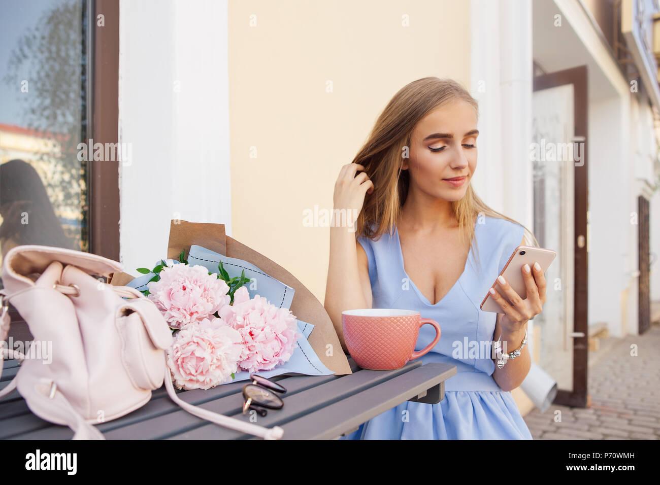 Dating-Nachricht als SMS