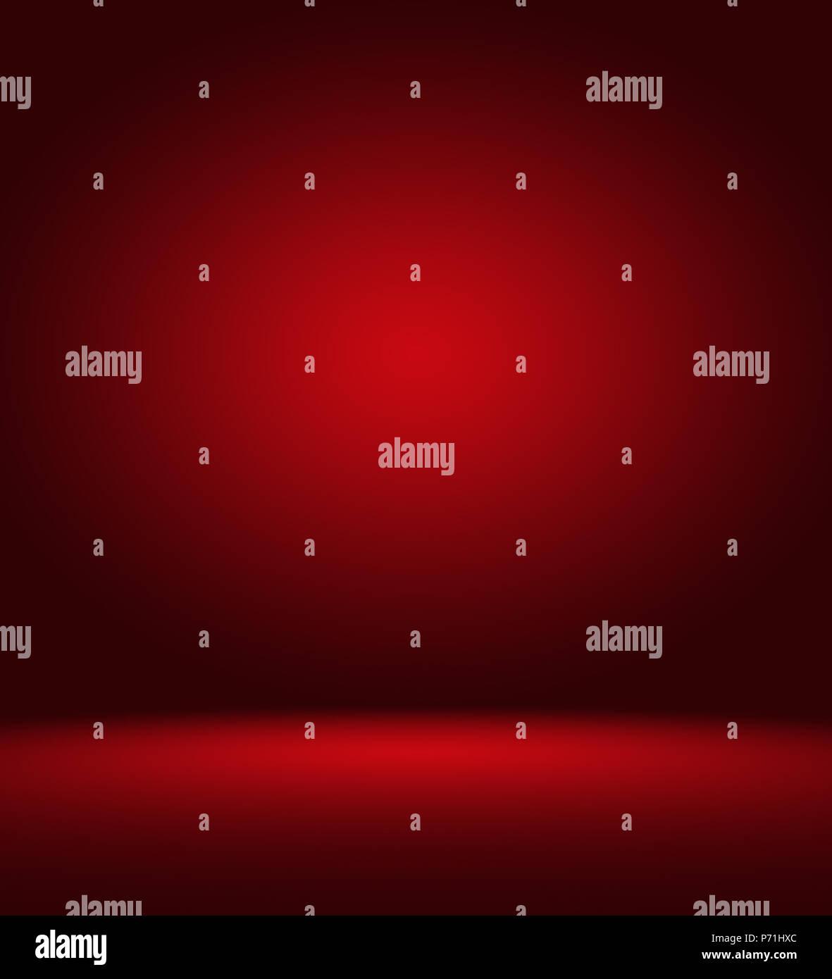 Abstrakte Luxus Weichen, Roten Hintergrund Weihnachten Valentinstag Layout  Design, Studio, Zimmer, Web Template, Business Report Mit Glatten Kreis  Gradient ...