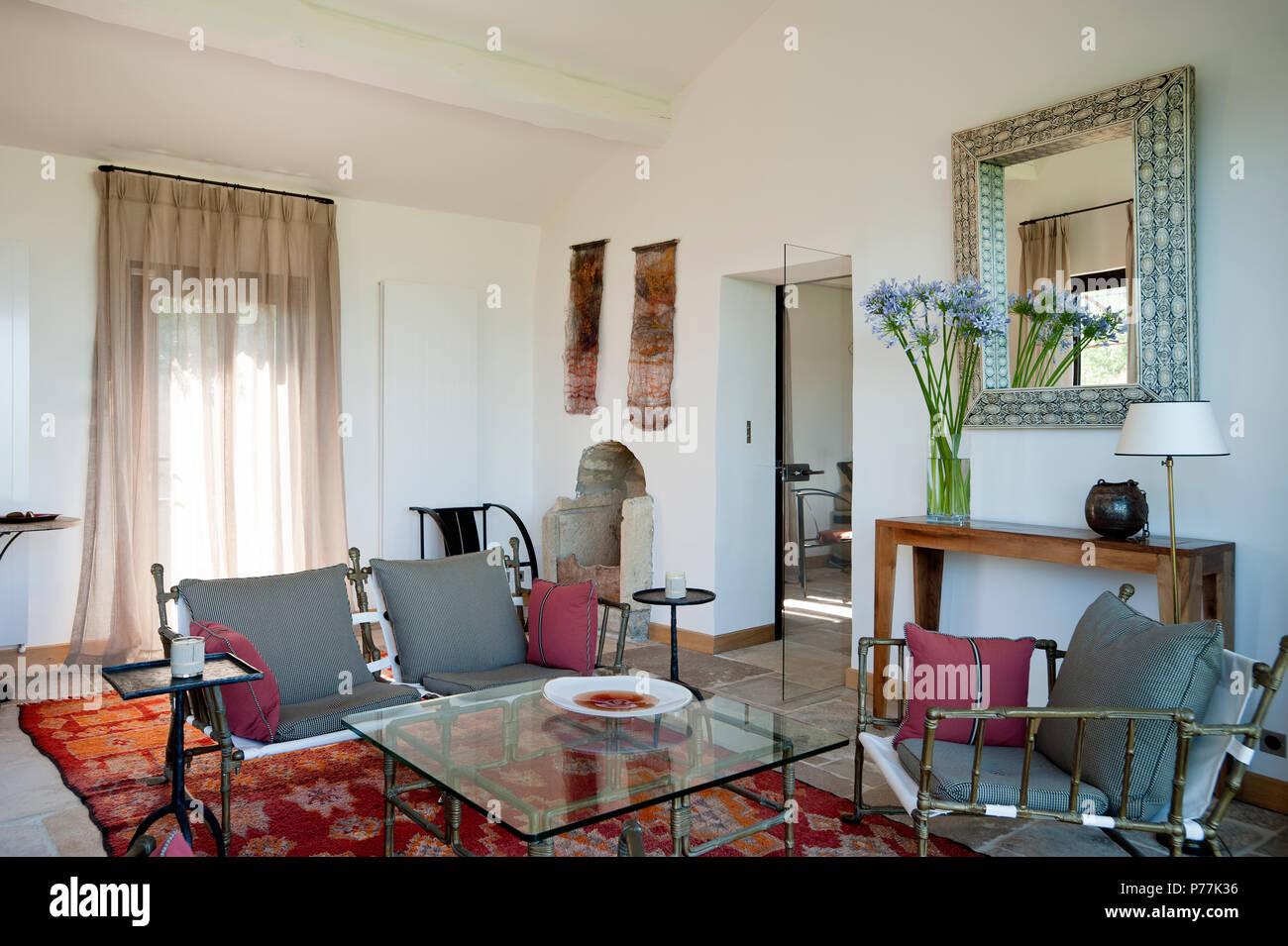 Wohnzimmer Mediterran Einrichten – Caseconrad.com