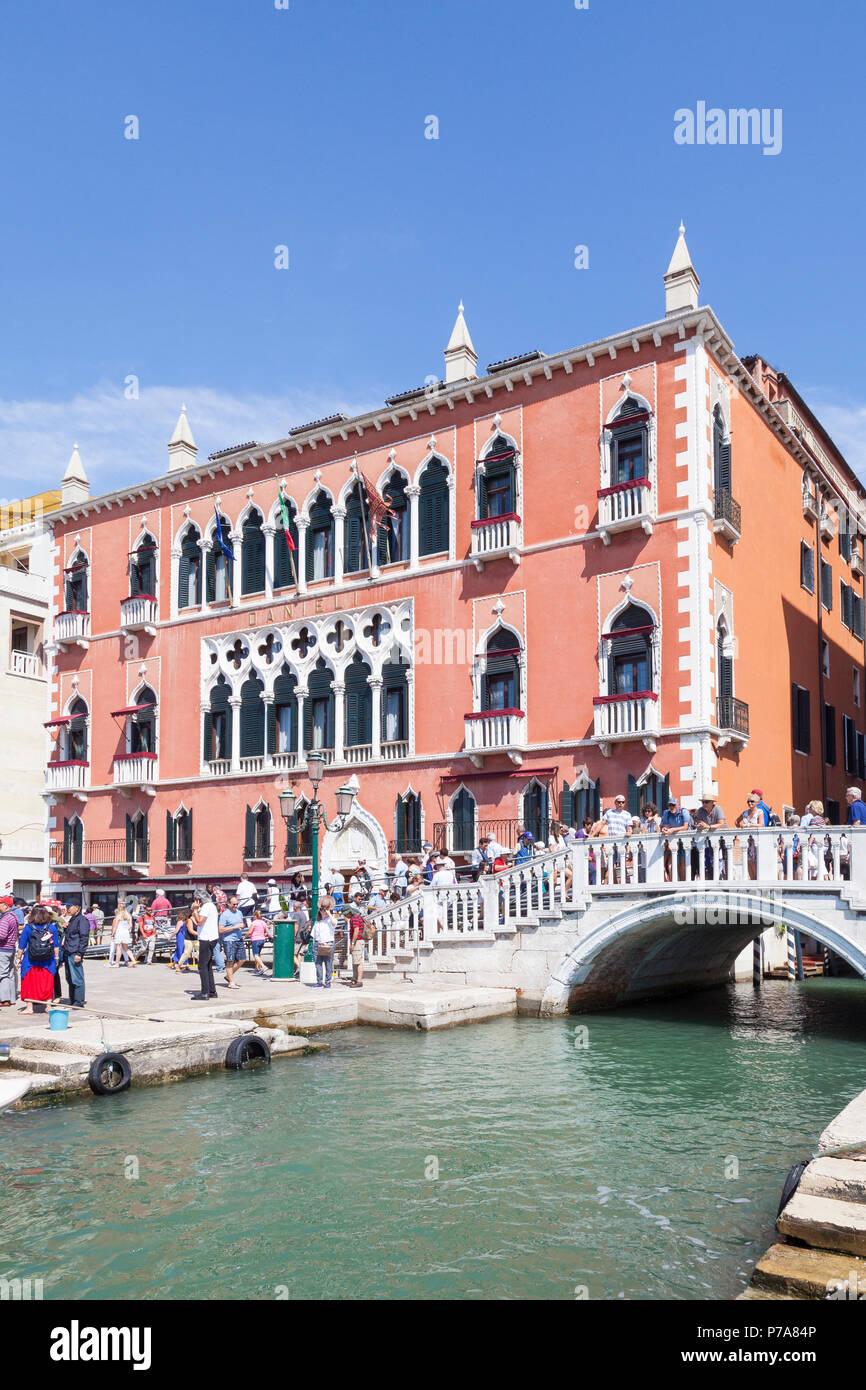 Hotel Danieli Riva Degli Schiavonni Castello Venedig Venetien