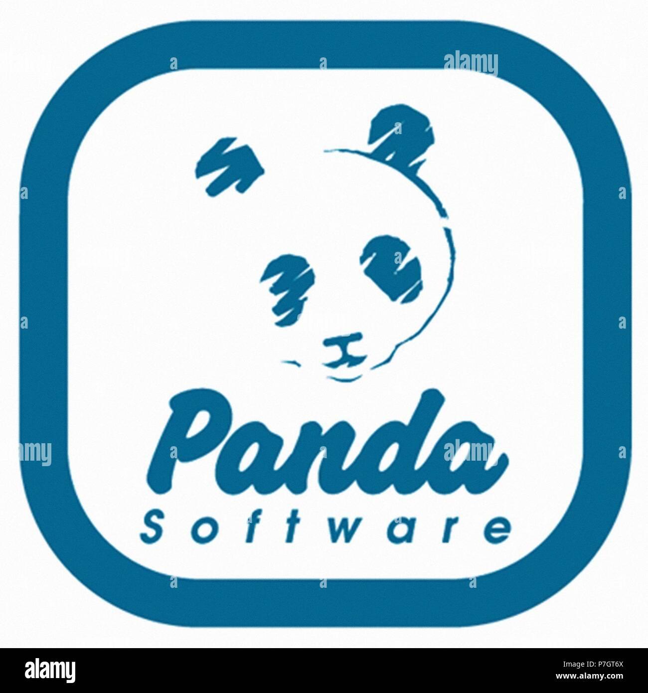 Logotipo De La Marca Panda Stockfoto Bild 211197250 Alamy