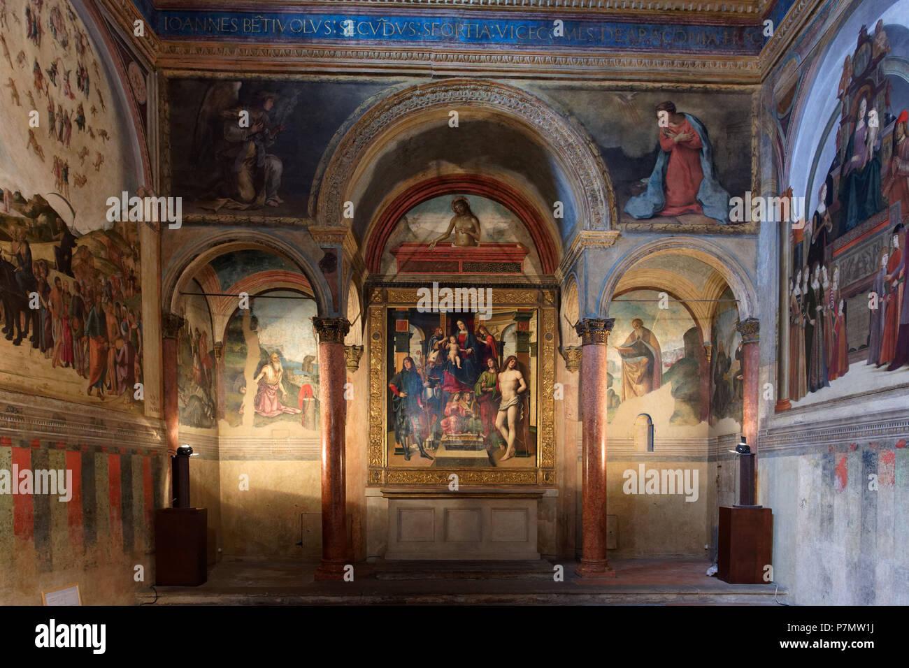 Italien, Emilia Romagna, Bologna, die alte Stadt, San Giacomo ...