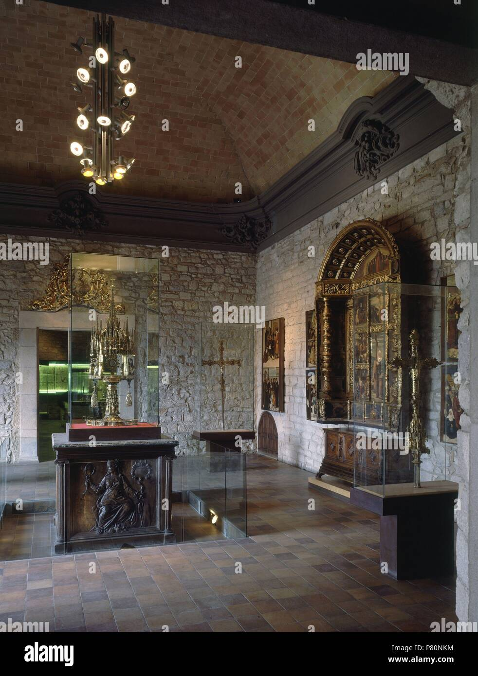Sala antigua sala capitular lage catedral museo for Sala 8 y medio alicante