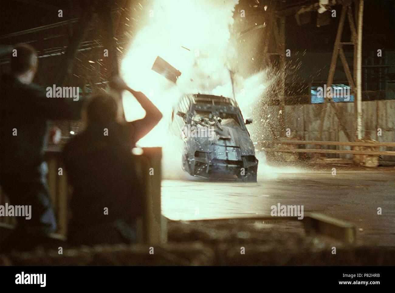 DEATH RACE 2008 Universal Pictures Film Stockbild