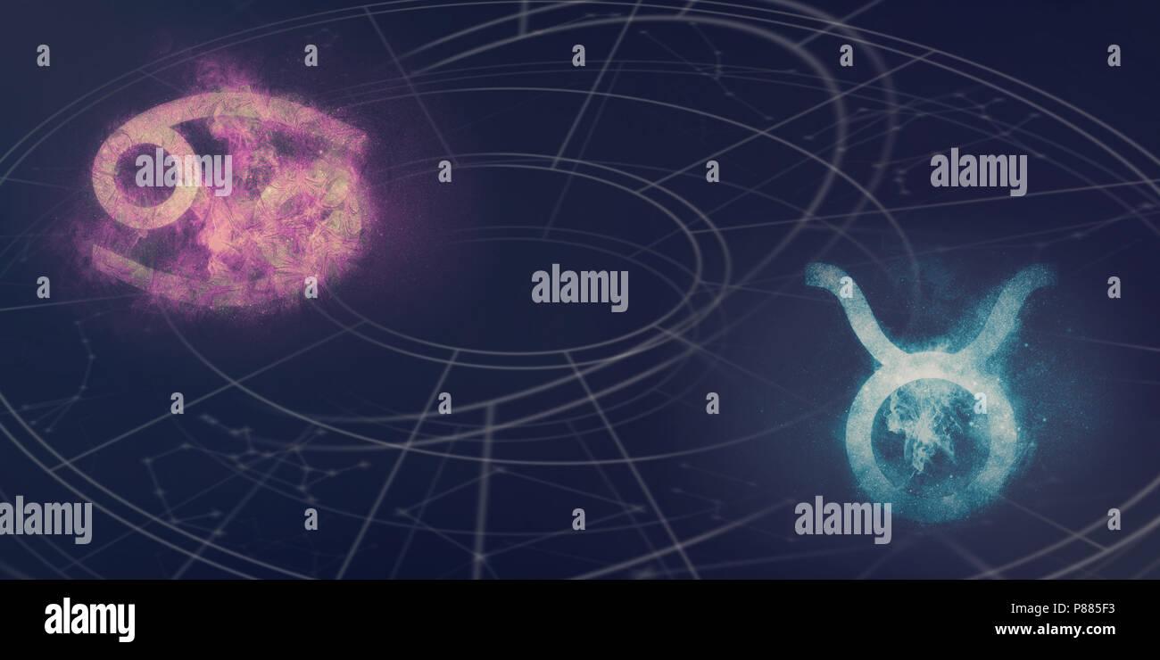 Horoskop Krebs datiert
