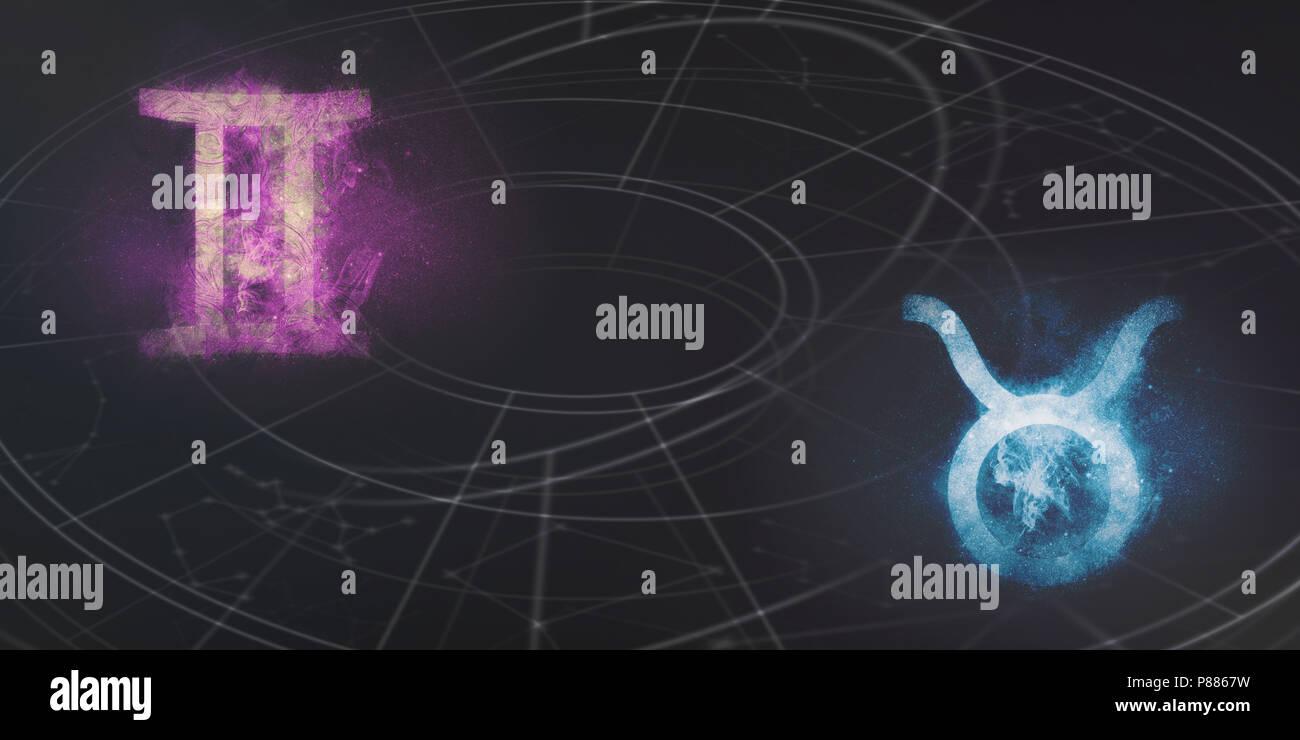 Gemini, die einen Skorpio-Mann datiert