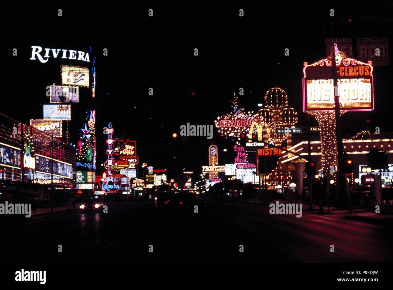 Leaving Las Vegas (1995) Datum: 1995 Stockbild