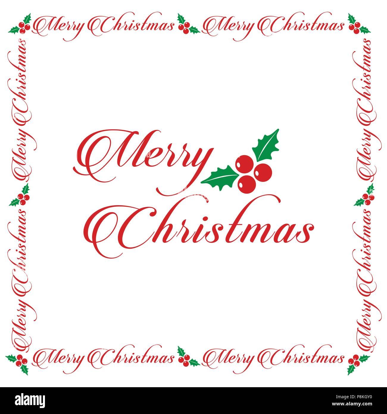 Einfache Weihnachtsgrüße.Weihnachtsgrüße Stockfotos Weihnachtsgrüße Bilder Alamy