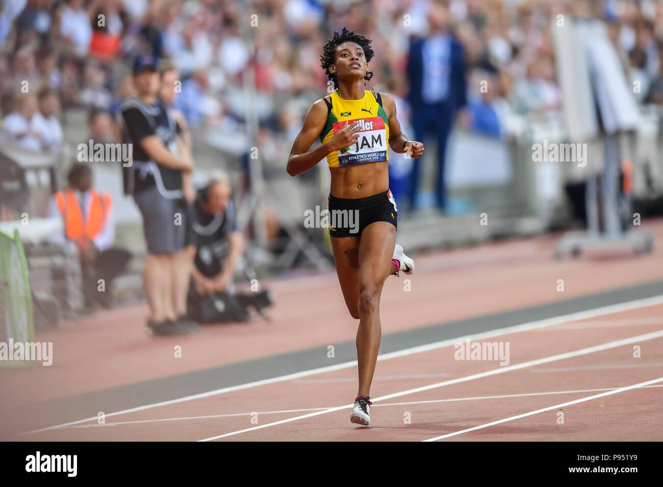 400m Weltrekord Frauen