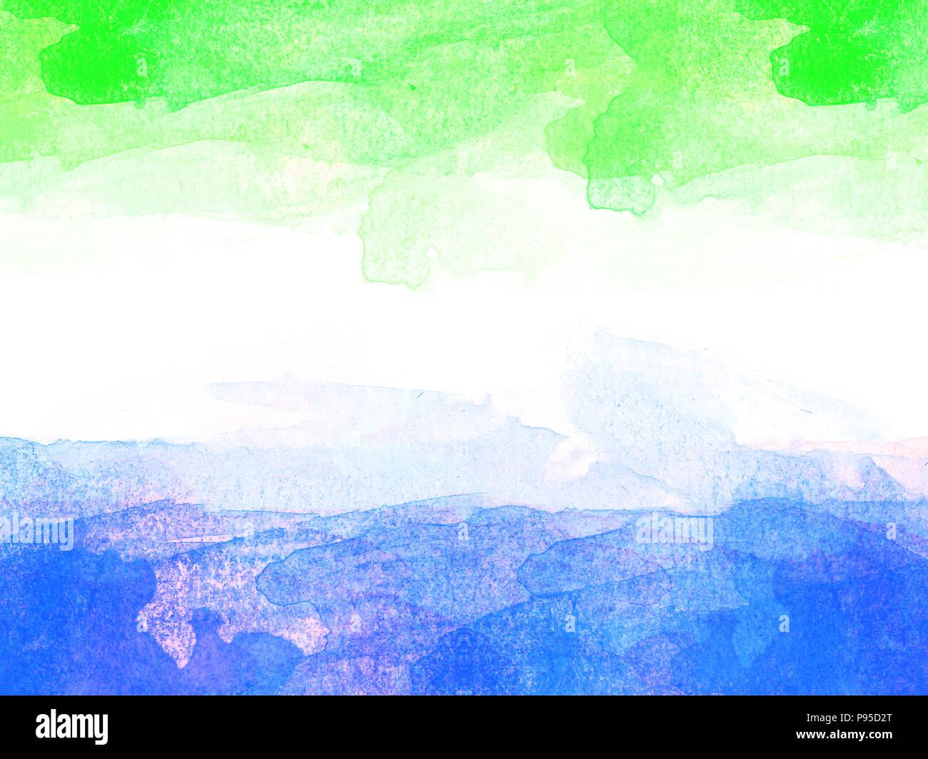 Abstrakte bunten Rahmen Malerei Textur Hintergrund und bunten splash ...
