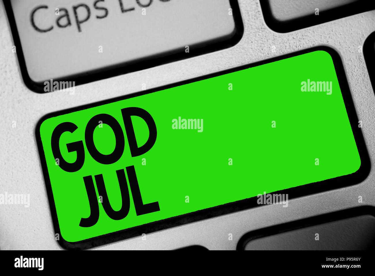 In Diesem Sinne Frohe Weihnachten.Handschrift Text Gott Jan Konzept Sinn Frohe Weihnachten Gruß