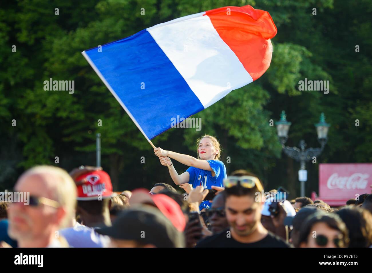Spiel Frankreich Kroatien
