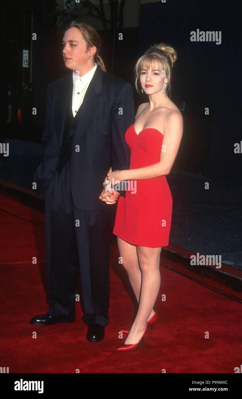 Beverly Hills Ca 17 Marz L R Daniel Clark Und Schauspielerin