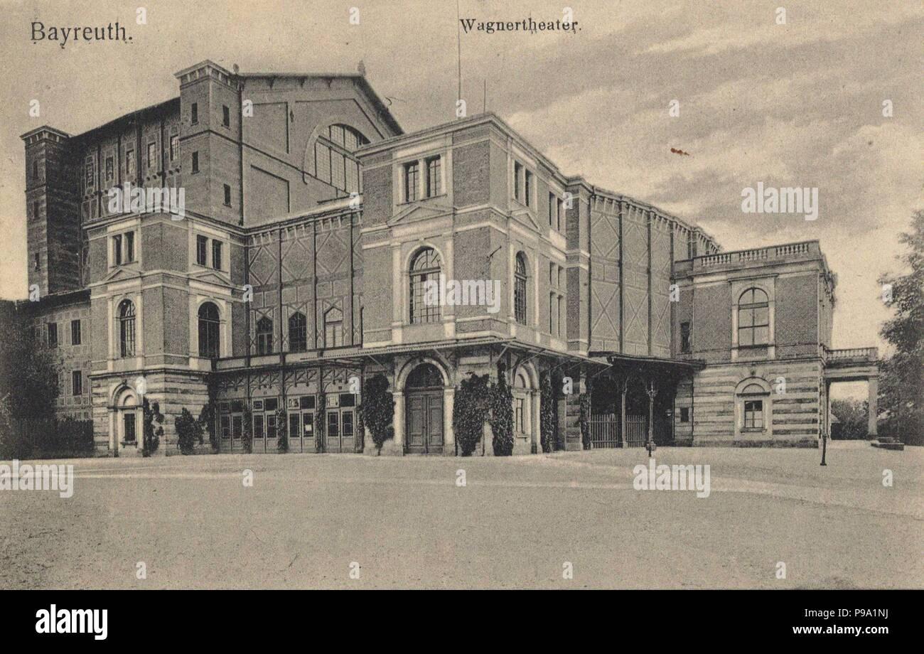 Die Bayreuth Richard Wagner Theater Museum Bayerische