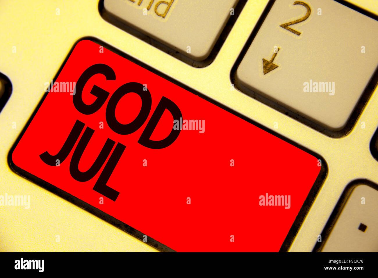 In Diesem Sinne Frohe Weihnachten.Handschrift Text Schreiben Gott Jan Konzept Sinn Frohe Weihnachten