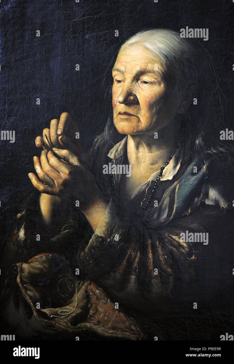 Frau bildergalerie alte Wer hat