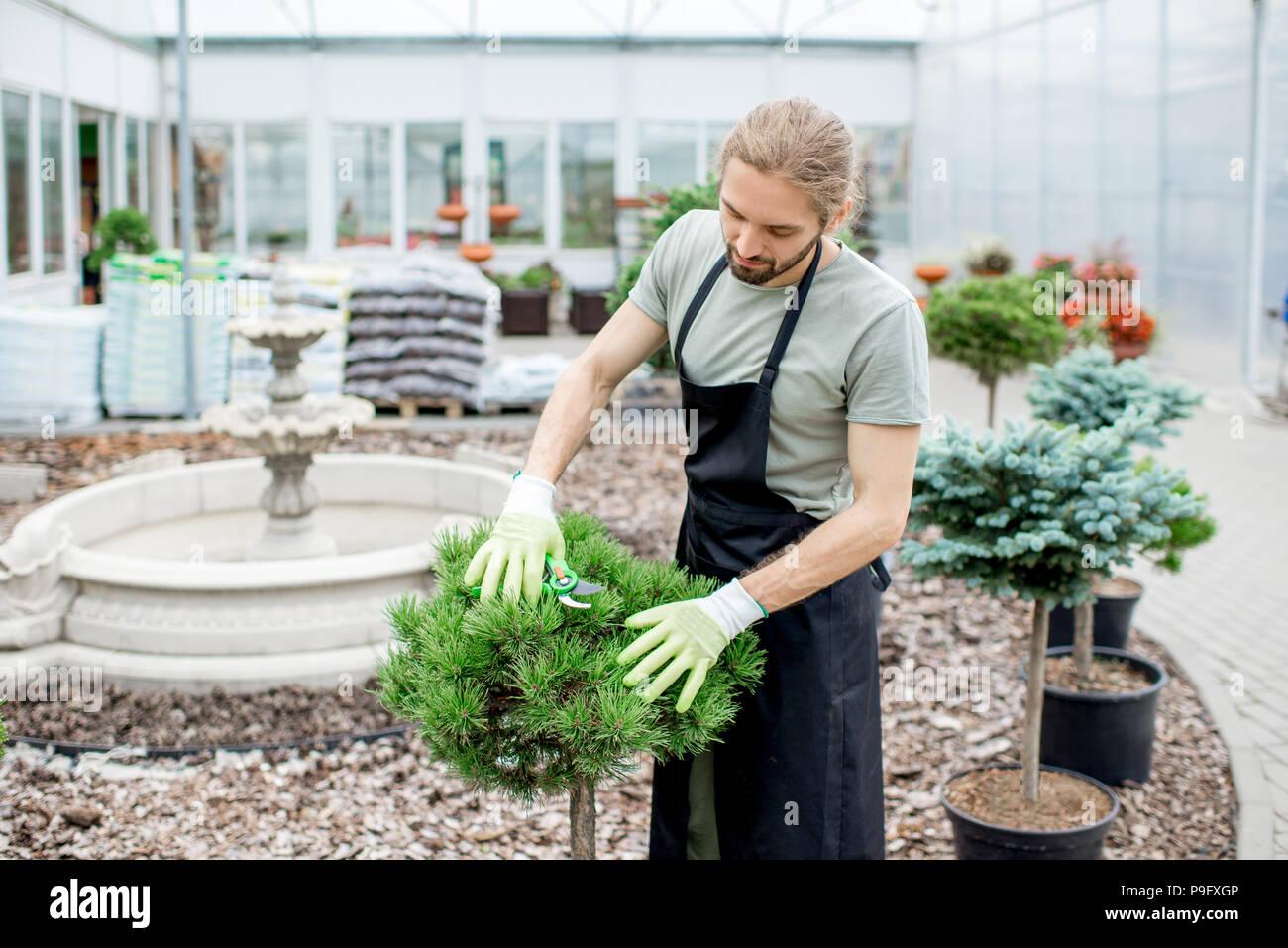 Gartenpflege stockfotos gartenpflege bilder alamy for Garten arbeiten