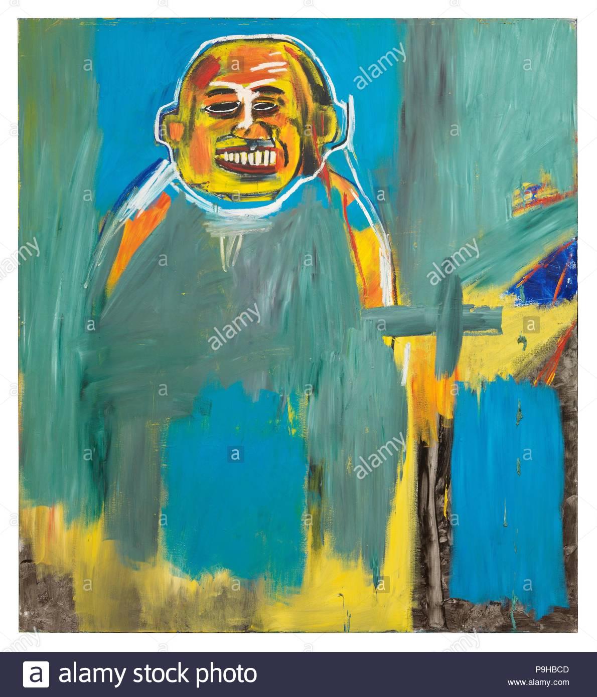 Jean michel basquiat stockfotos jean michel basquiat bilder alamy - Dusseldorf bilder auf leinwand ...