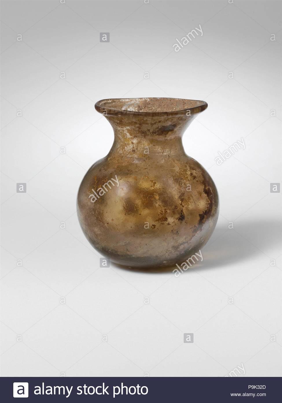 Kugel Glas Deckel datiert