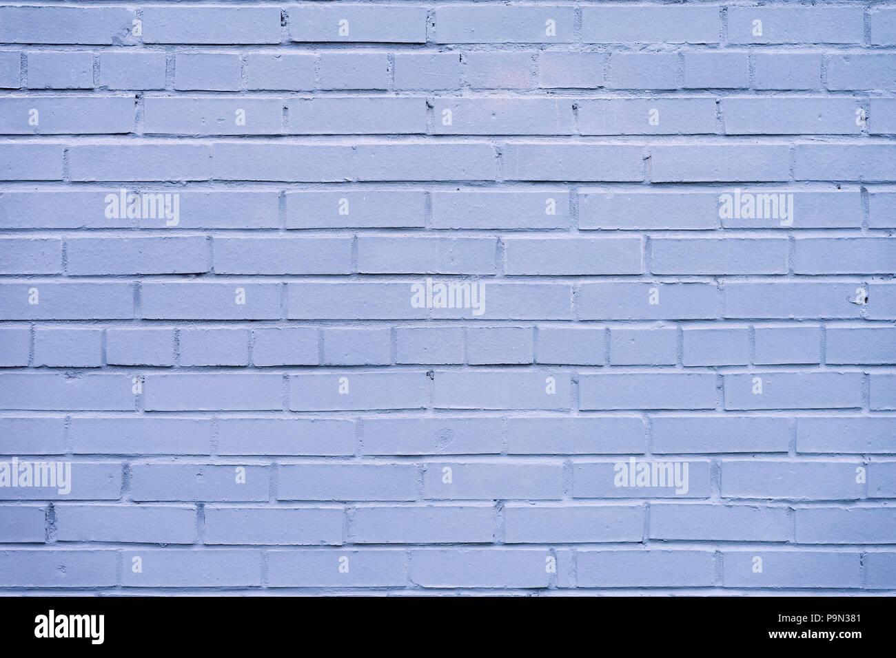 Purpur violett Brick bemalten Wand, abstrakte im städtischen Hintergrund, Textur, Banner Design, kopieren Raum Stockfoto